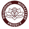 Phajoding Monstery Logo