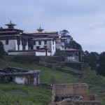 The main lhakhang