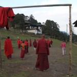 Football monk style