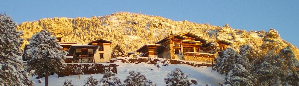 Phajoding Monastery Header